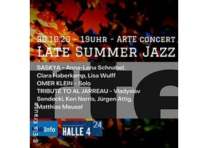 Late Summer Jazz