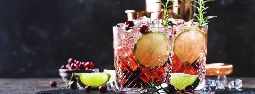 Gin Cocktail, © istock.com/5PH