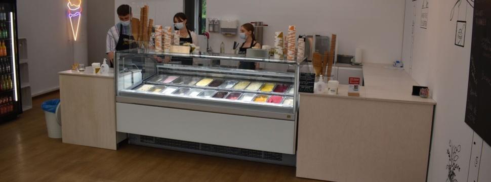 Luicella's Ice Cream Store Schanzenstraße, Pressefoto