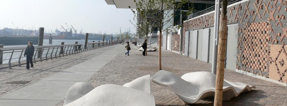HafenCity Dalmannkai, © hamburg-magazin.de