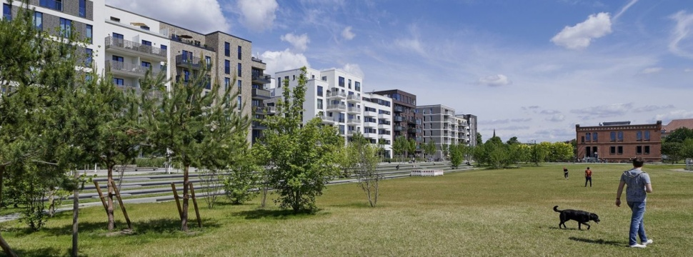 Stadtteilpark Mitte Altona, © Tollhopf
