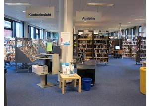 Die Bücherhalle Wandsbek