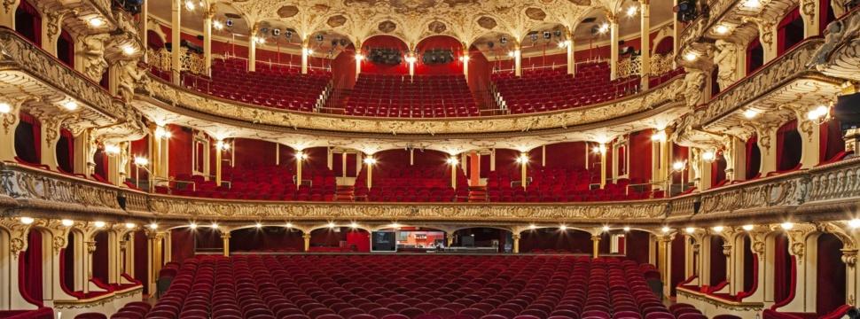 Saal im Schauspielhaus, © Katrin Trautner