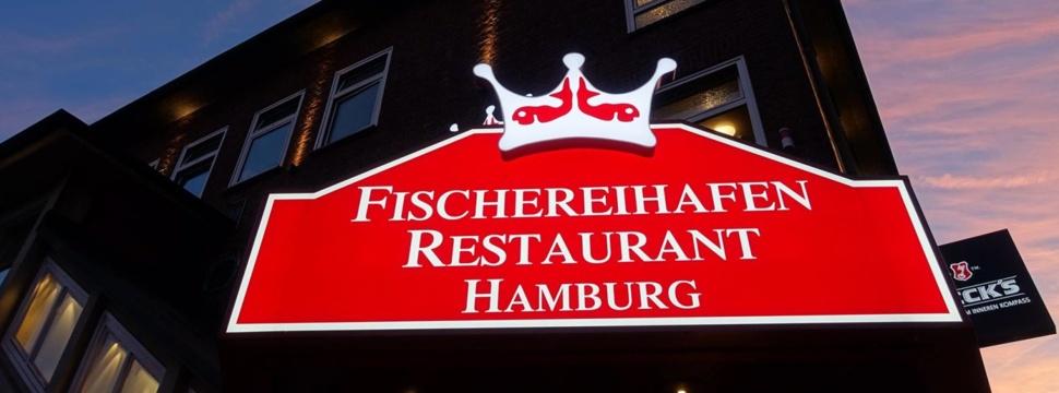 Fischereihafen Restaurant, Logo