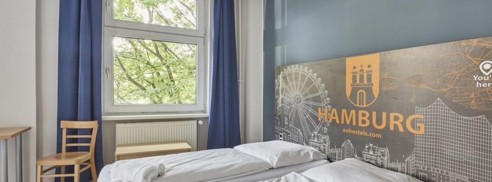 © A&O Hostel Hamburg