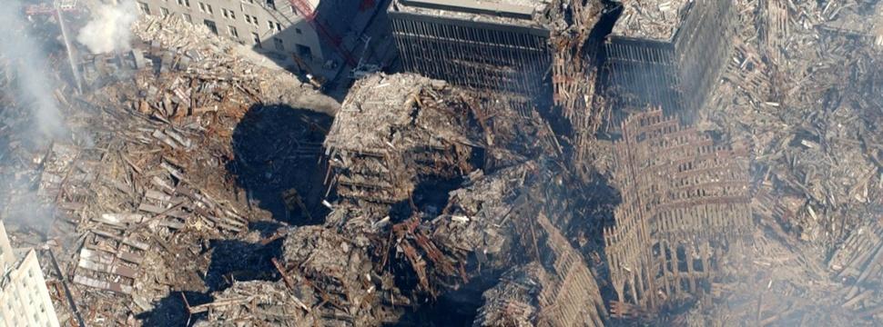 Ground Zero nach den Anschlägen vom 11. September 2001, © David Mark / pixabay.com