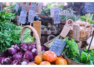 Wochenmarkt in Lohbrügge