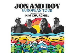 Jon and Roy - Special Guest: Kim Churchill