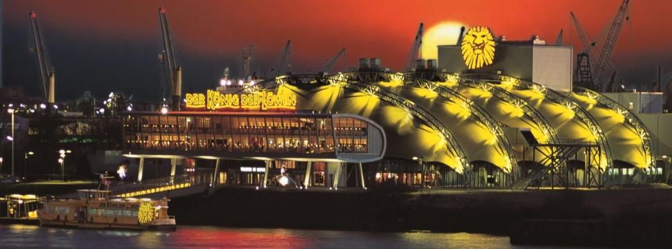 Stage Theater im Hafen, © Stage Entertainment