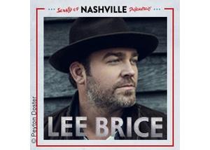Lee Brice & Special Guests | Sound of Nashville