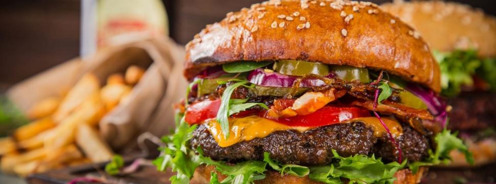 Burger, © iStock.com/Kesu01