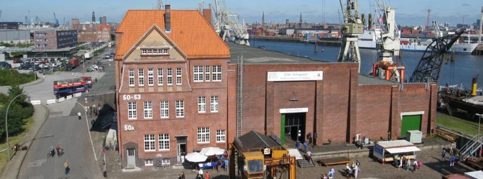 Hafenmuseum, © Stiftung Historische Museen Hamburg Hafenmuseum