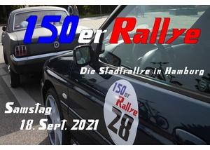 150er Rallye 2021