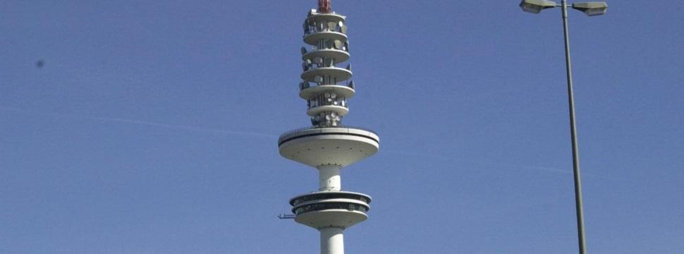 Fernsehturm Heinrich-Hertz-Turm, © hamburg-magazin.de