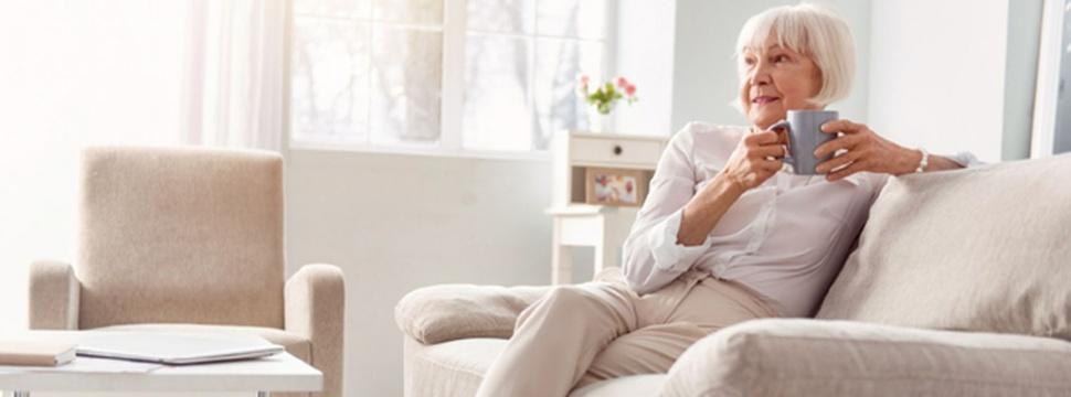 Selbstbestimmt leben bis ins hohe Alter, © ERGO Group