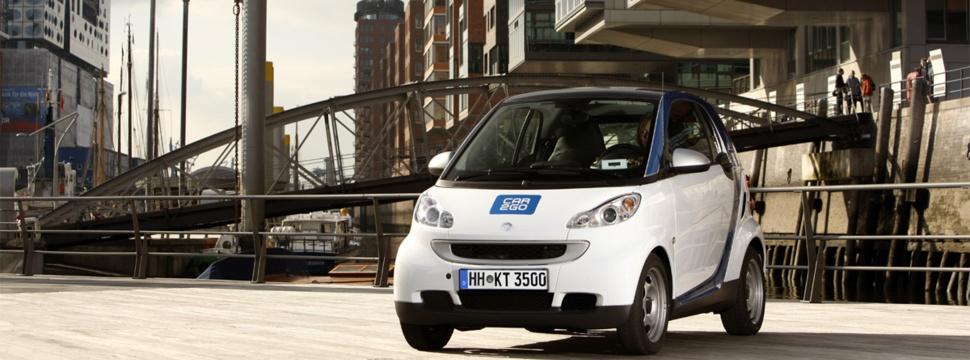 smart car2go startet in Hamburg