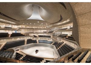 Großer Saal der Elbphilharmonie
