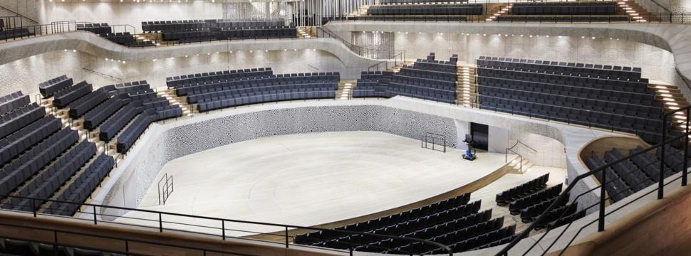 Elbphilharmonie Großer Saal, © Maxim Schulz