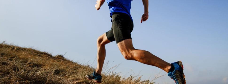 Laufen mit Steigung, © iStock.com/sportpoint