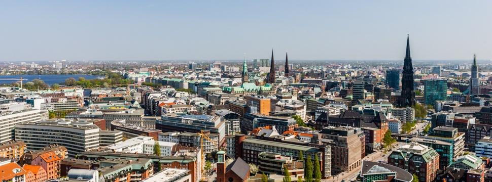 Stadtteile Hamburg, © iStock.com/balberts