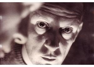 Helmut Heißenbüttel. Selbstportrait 1952