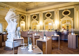 Das Brahms-Foyer