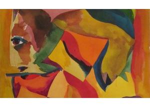 Zari Harat ? Ausstellung: Malerei und Zeichnungen