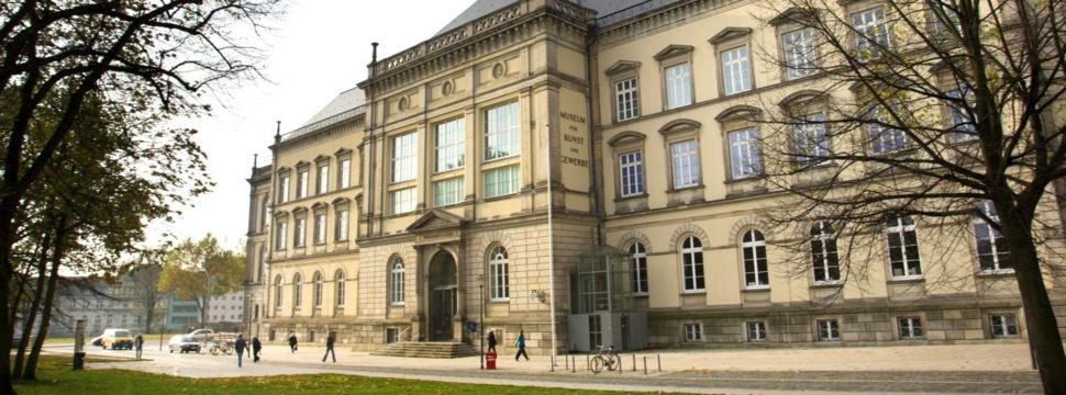 Museum für Kunst und Gewerbe, © Marcelo Hernandez