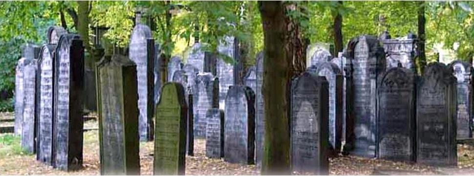 © Jüdischer Friedhof Altona