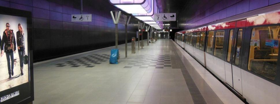 U-Bahn bei Nacht, © pixabay.com/fsHH