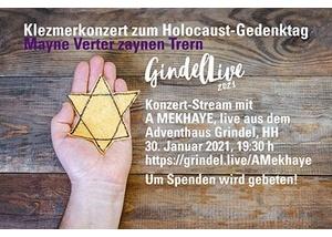 Konzert zum Holocaust-Gedenktag 2021