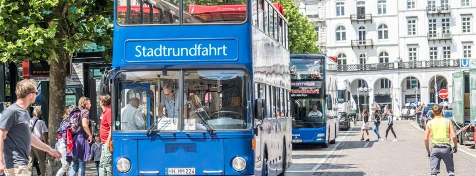 Rundgänge und Führungen in Hamburg, © iStock.com/Lukassek