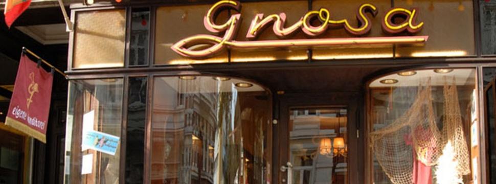 © Cafe Gnosa, Lange Reihe 93