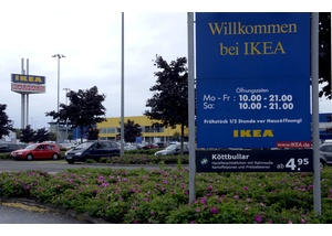 IKEA Moorfleet (Parkplatz)
