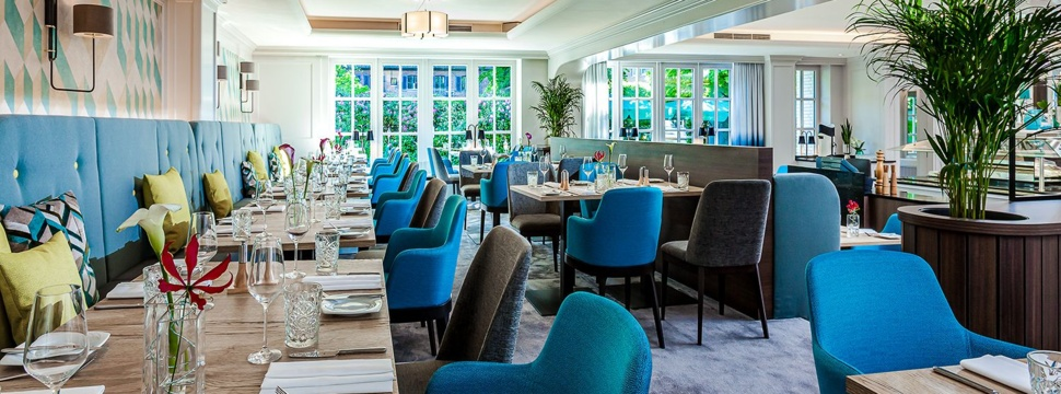 Restaurant HORIZON im Courtyard by Marriott Hamburg Airport, Pressefoto