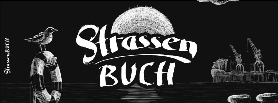 StrassenBuch, Cover