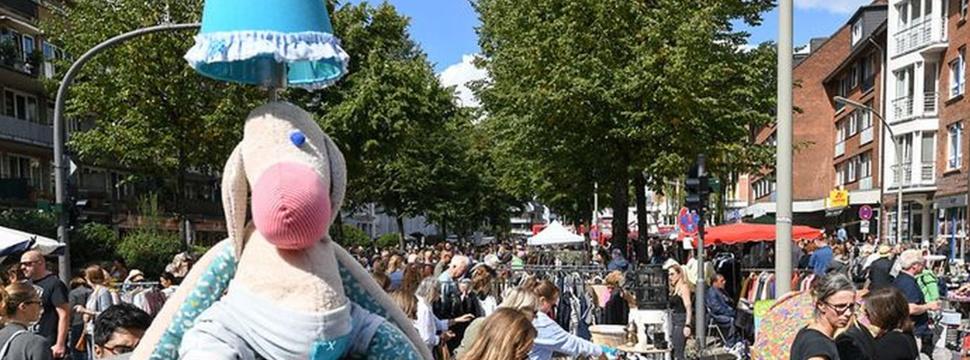 Uhlenhorster Stadtteilfest, © Thomas Panzau