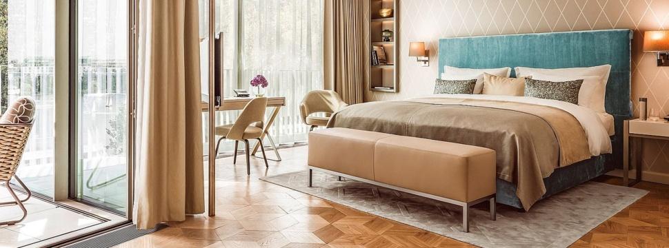 Fontenay Deluxe Room, © THE FONTENAY