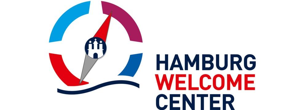 Hamburg Welcome Center, Logo