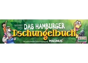 Das Hamburger Dschungelbuch von Christian Berg