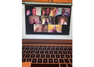Virtuelles Plauderstündchen mit dem ella Kulturhaus-Team