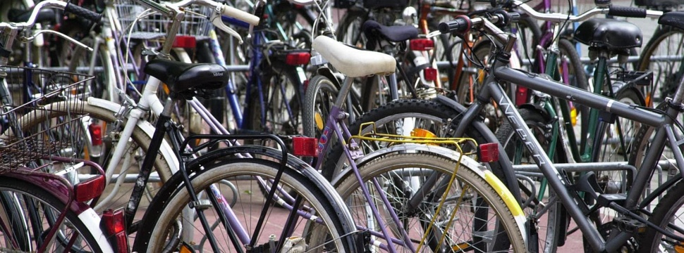 Fahrräder, © hamburg-magazin.de