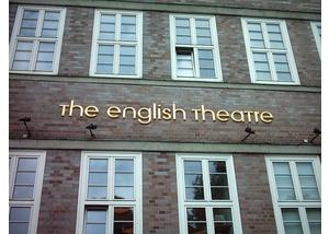 The English Theatre - Fassade