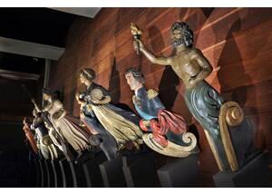 Altonaer Museum: Galionsfiguren