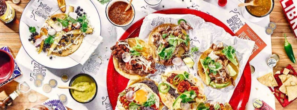 Mexikanische Küche von Miguel Zaldívar © MxStr
