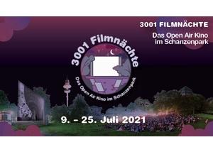 3001 FIlmnächte Open Air Kino im Schanzepark