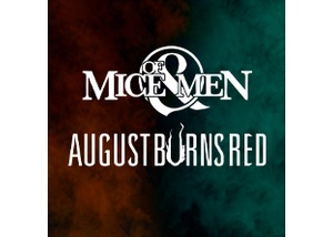 Of Mice & Men + August Burns Red - Special Guests: Shvpes + Solence
