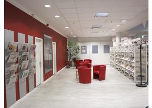 Die Bücherhalle Harburg