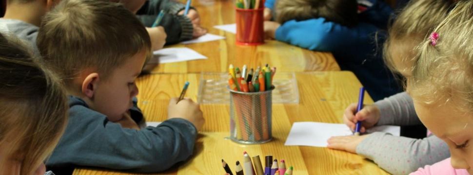 Kinder im Kindergarten, © pixabay.com/Alicja