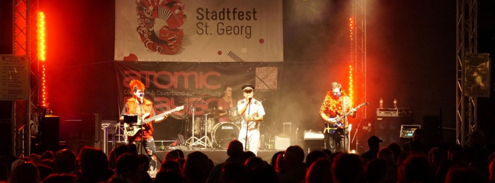 Stadtfest St. Georg, © AHOI Events